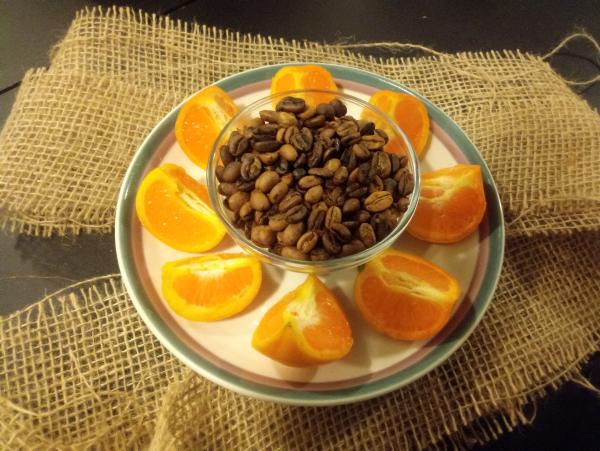 Kenya Coffee roasted by Family's Favorite Foods