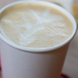 Oatmilk Latte by Family's Favorite Foods
