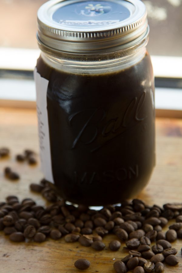 Cold Brewed Iced Coffee from Family's Favorite Foods