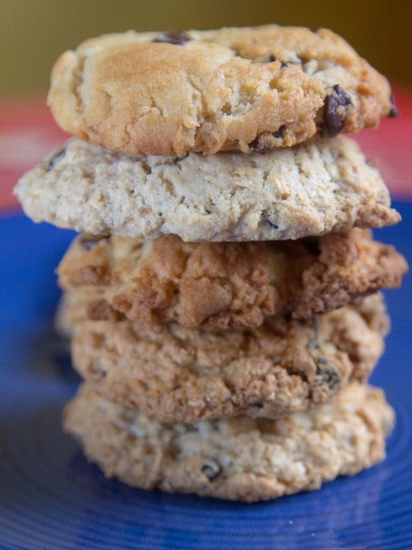 vegan cookies by family's favorite foods