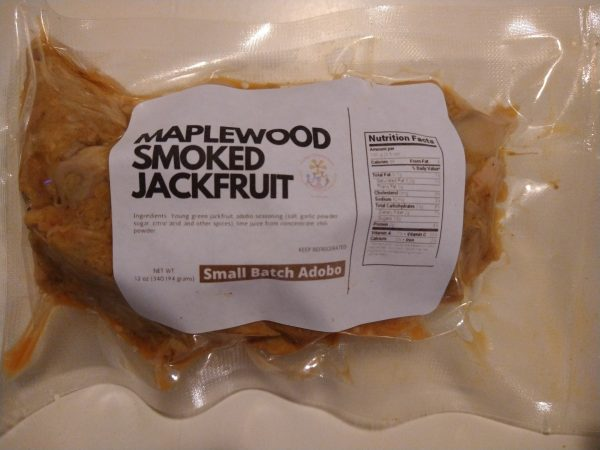 Maplewood Smoked Jackfruit from Family's Favorite Foods