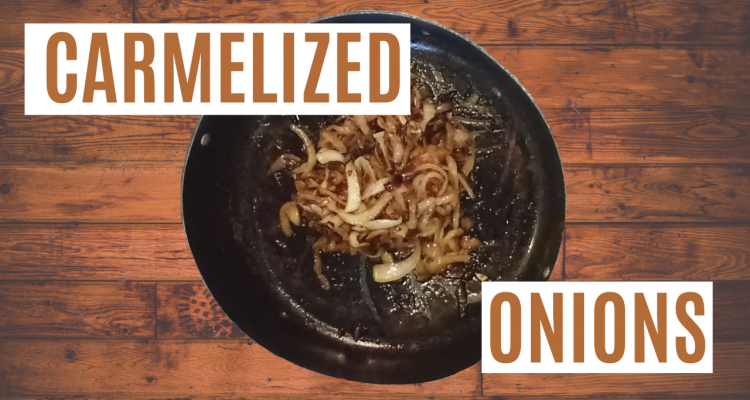Caramelized Onions | One-Minute Videos