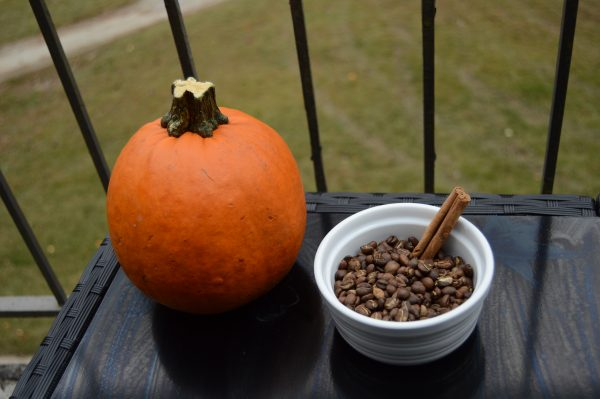 Pumpkin-Spice-Coffee-Beans-Family's-Favorite-Foods